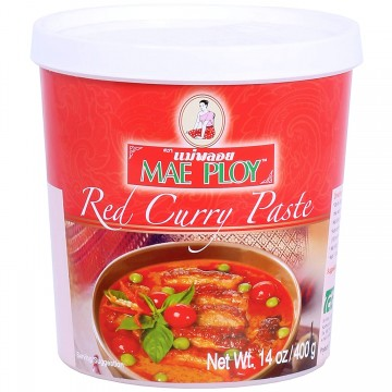 Mae Ploy Red Curry Paste...