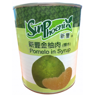 Pomelo In Syrup 金柚肉 850g