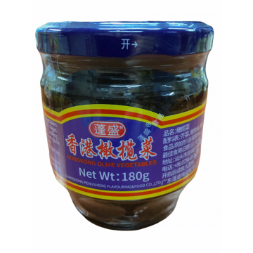 PERSERVED OLIVES 乌橄榄菜