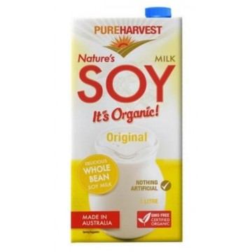 Pure Harvest Nature's Soy...